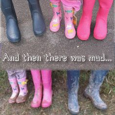 Before and after @Toggi Wellington Boot, Hunter Boots, Rubber Rain Boots, Shoes, Zapatos, Shoes Outlet, Shoe, Footwear, Hunting Boots