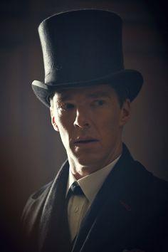 SHERLOCK (BBC/PBS) ~ Benedict Cumberbatch as Sherlock Holmes in ...