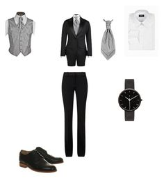"""Untitled #369"" by annafrye on Polyvore featuring Victoria Beckham and I Love Ugly"