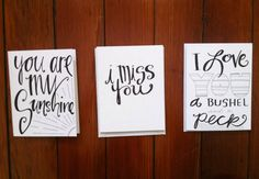 I created these handmade because I wanted something simple and cute to send to loved ones. They ended up on etsy and surprisingly quite successful! I've always had a passion for coming up with new fonts and lettering. I love to doodle haha Doodle Ideas, Doodle Art, Whimsical Fonts, Calligraphy Doodles, Penmanship, New Fonts, Letter Logo, Art Logo, Drawing Tips