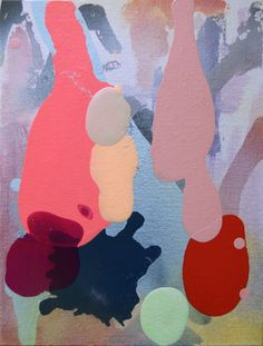 "Saatchi Online Artist Anne Harper; Painting, ""End of the Reigns"" #art"