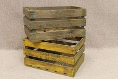 Valley King Tomato Crate1930 Mint Label Look Convenient To Cook