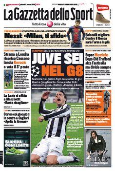 La Gazzetta dello Sport    ed. locali (07.03.2013)