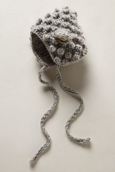 little lamb hat - made in the USA from the softest yarns; fits newborn to 24 months