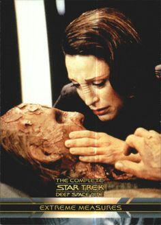 2003 Complete Star Trek Deep Space Nine 183 Extreme Measures   eBay