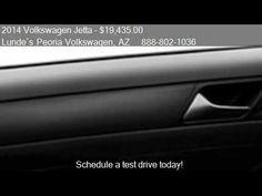 2014 Volkswagen Jetta S 4dr Sedan 6A for sale in Peoria, AZ #vw #volkswagen #vwdublove