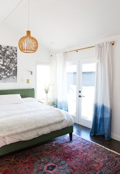 bedroom tour // sarah sherman samuel