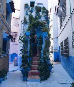 Chefchaouen, Morocco: The Most Pinterest-Friendly Town in the World? | JetSet