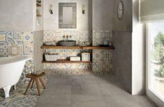42 Shabby Chic Bathrooms Ideas For Your Apartment Interior, Tiles, Apartment Design, Shabby Chic Bathroom, Chic Bathrooms, Indoor Tile, Bathrooms Remodel, Bathroom Decor, Interior Design Bedroom