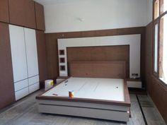 Living Room Partition Design, Bedroom Cupboard Designs, Wardrobe Design Bedroom, Luxury Bedroom Design, Bedroom Closet Design, Bedroom Furniture Design, Bed Furniture, Interior Design, Box Bed Design