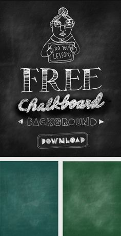 Free Template for a Chalkboard background and fonts etc for writing on it. Web Design, Tool Design, Graphic Design, Textures Hd, Gratis Fonts, Pack Texture, Paper Journal, Pc Photo, Inkscape Tutorials