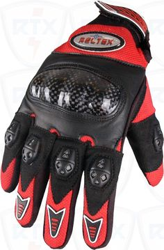 #motorcycle #motorbike #leathers Vented - Armoured RELTEX MotoX vented leather gloves are anatomically shaped for the perfect feel and grip. Superior protection and comfort, that will keep you in control on road and track.