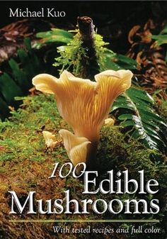 a dash of humor and a dollop of science, Michael Kuo selects the top 100 mushrooms best suited for cooking. Like Kuos very popular book Morels , 100 Edible Mushroom s is written in the authors in Edible Wild Mushrooms, Garden Mushrooms, Growing Mushrooms, Stuffed Mushrooms, Edible Wild Plants, Mushroom Hunting, Mushroom Fungi, Wild Edibles, Survival Food