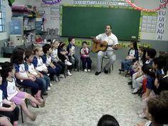 Música na Escola Mágica do Tio Ricardo