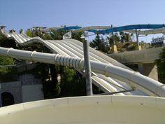 #Wasserrutschen bis zum abwinken im #Waterpark #Faliraki auf #Rhodos