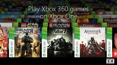 Video for Introducing Your First 104 Xbox One Backward Compatible Games