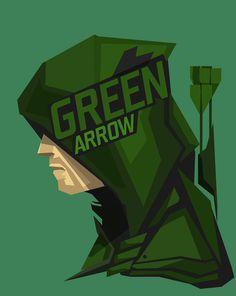 Bosslogic Green Arrow #PopHead