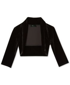 BCX Girls' Bolero Jacket