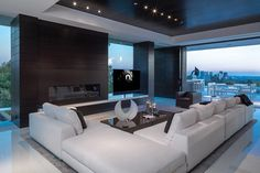 Monster Spec House That Started Bev Hills Beef Asking $36MM - New to Market - Curbed LA