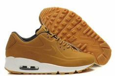 Dames AIR MAX 90 W011 Geel Wit [MODELNIKE 00900] €75.99