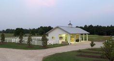 White Pence Farms' Horse Barn   Morton Buildings