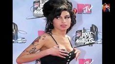 Amy Winehouse BIG Nip Slip