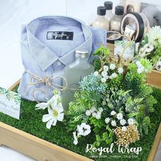 Creative Wedding Gifts, Diy Wedding Gifts, Bridal Gifts, Wedding Gift Hampers, Bridal Gift Wrapping Ideas, Diy Wedding Ring, Trousseau Packing, Marriage Decoration, Engagement Decorations