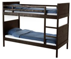 NORDDAL Bunk bed frame modern-bunk-beds