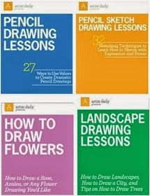 This is to good to be true. Must check this out. Teach yourself how to sketch and draw trees, flowers, landscapes and just about anything else. Download free eBooks, with demonstrations, tips and techniques from the pros at ArtistDaily.com
