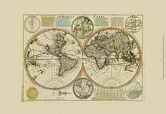 Small Dewerelt Caart Map - 892