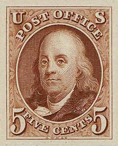 Codex Philately: Les premiers timbres des Etats-Unis / The first stamps in the… Old Stamps, Rare Stamps, Vintage Stamps, Vintage Postcards, Commemorative Stamps, Postage Stamp Art, Benjamin Franklin, My Stamp, Stamp Collecting