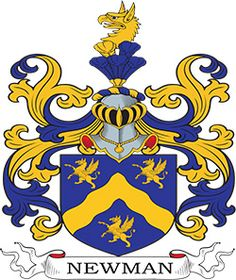 Newman Coat of Arms
