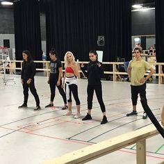 Rehearsals #Descendants2 ❤️ #DisneyDescendants #Descendants #DisneyChannel #Disney