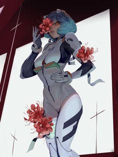 Rei Ayanami, Neon Genesis Evangelion, Art Reference Poses, Manga Anime, Artsy, Twitter, Sunshine, Entertainment, Board