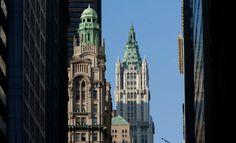 Edificio Woolworth, New York