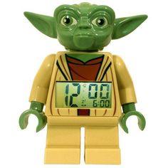 LEGO Réveil Lego Star Wars : Yoda