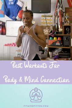 Some exercises increase stimulation in the mind more so than others but some people may desire to calm the mind and slow the world down, depending on what's going on in a person's life, along with what they're looking to get out of a specific exercise. Here are some cool ideas based on correlations between certain types of mental health issues and the workouts that shown a positive response when combined. Types Of Mental Health, What Is Mental Health, Mental Health Illnesses, Positive Mental Health, Improve Mental Health, Mental Health Issues, What Is Mental Illness, Get Skinny Fast, Ways To Stay Healthy