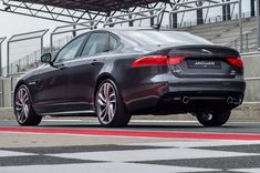 2016 Jaguar XF First Drive Review - MotorTrend Jaguar Xe, Jaguar Land Rover, First Drive, Diesel Engine, Rear Seat, Two By Two, Adventure, Vehicles, Autos