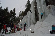 An unforgettable Bozeman Ice Festival experience