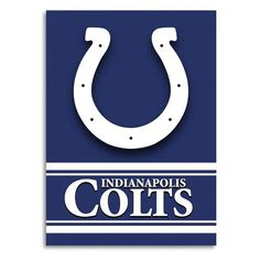 Indianapolis Colts NFL 2-Sided Banner (28 x 40)