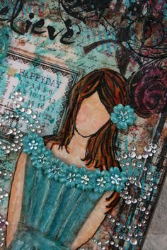 Just the Scrap: More She Art
