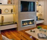 Fine 8 Best Gas Fireplace Images In 2018 Fireplaces Above Interior Design Ideas Clesiryabchikinfo