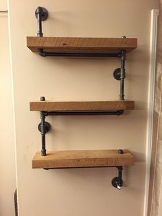 My version with teak wood and 1/2 fittings