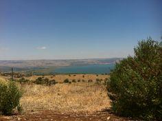 Sea of Galilee,