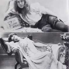 Natalie Clifford Barney, girlfriend of Colette. She was an American expatriate who lived, wrote and hosted a famous literary salon in Paris.