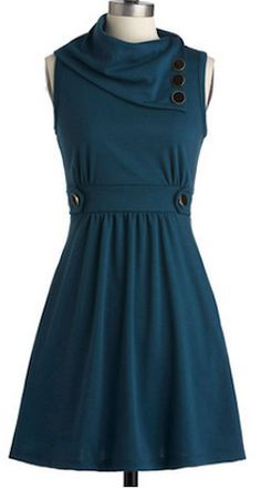 Pretty dress for fall - pair with tights and a cardigan! http://rstyle.me/n/piszdnyg6