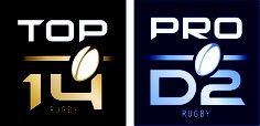 Nouveaux Logos du Top 14 Rugby