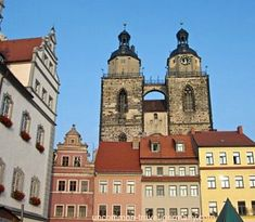 Main Square, Wittenberg, Germany