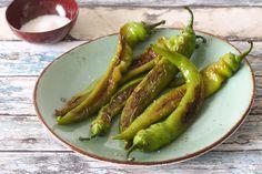 5x klassieke Spaanse tapas recepten - Chickslovefood Padron, Ibiza, Asparagus, Spanish, Lunch, Snacks, Dinner, Vegetables, Xmas