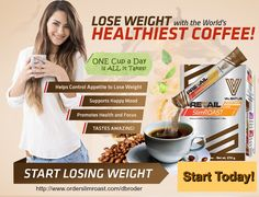 Lose weight by drinking coffee! #prevail #slimroast #slimdown #easy